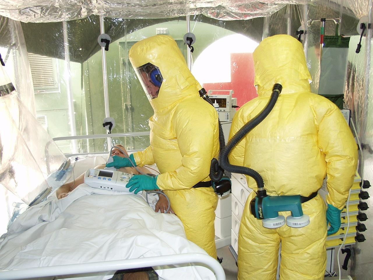 Užfiksuotas naujas Ebolos atvejis