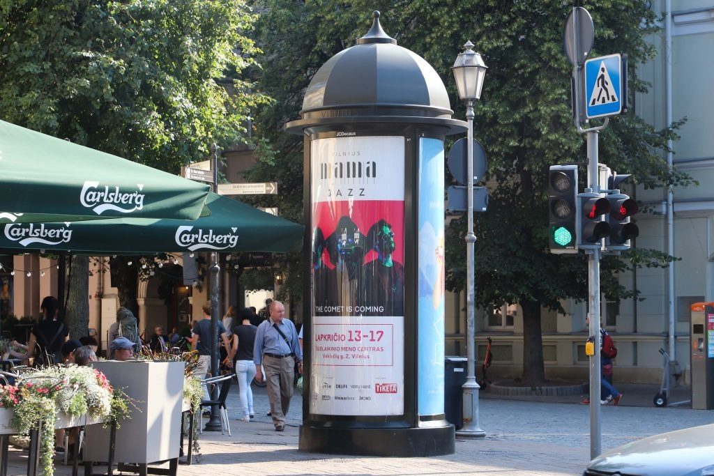 """Vilnius Mama Jazz"" pradeda skelbti programą"