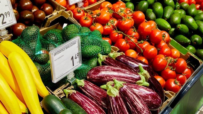 Dėl sausros gali pabrangti daržovės