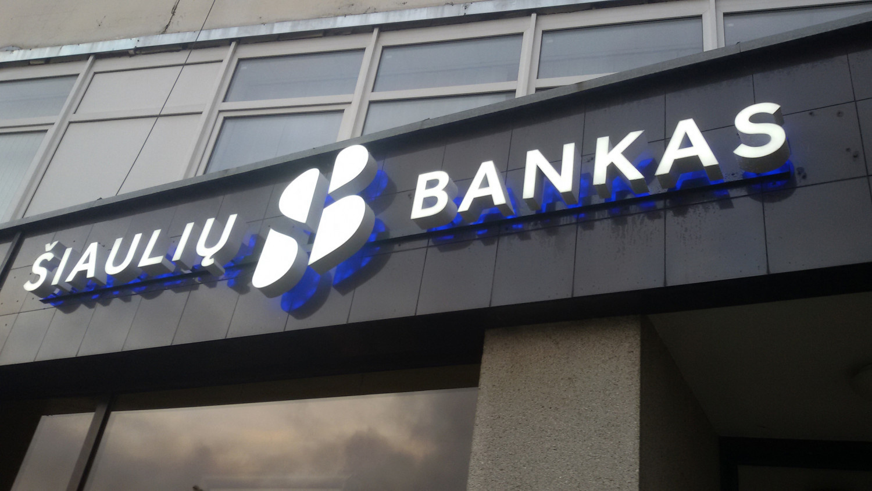 Per pirmąjį pusmetį Šiaulių banko grupė uždirbo 27,8 mln. eurų grynojo pelno