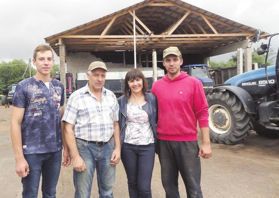 Konkurse – naujokai ir patyrę žemdirbiai