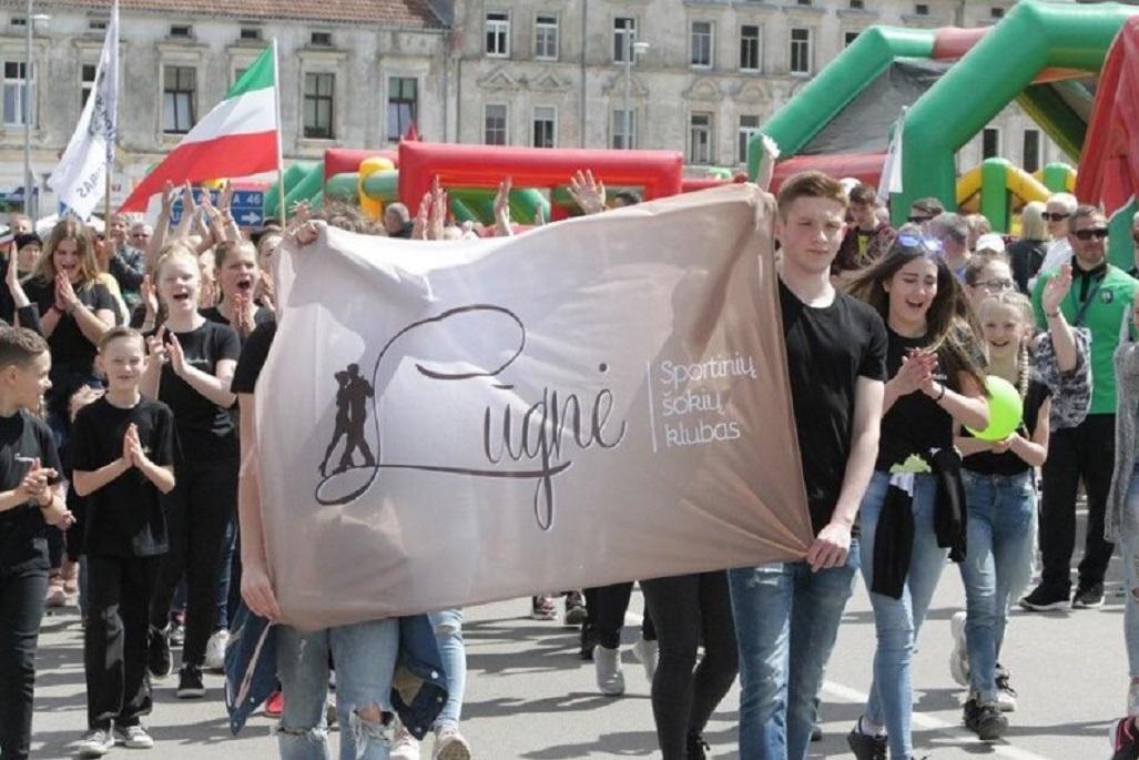"""Sportinių šokių klubas """"Lūgnė"""" skelbia registraciją naujam 2019–2020 sezonui"""