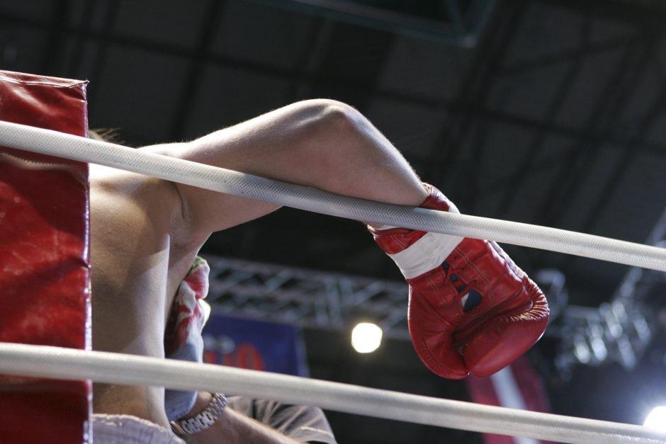 Kaune prasidėjo jubiliejinis R. Tamulio bokso turnyras