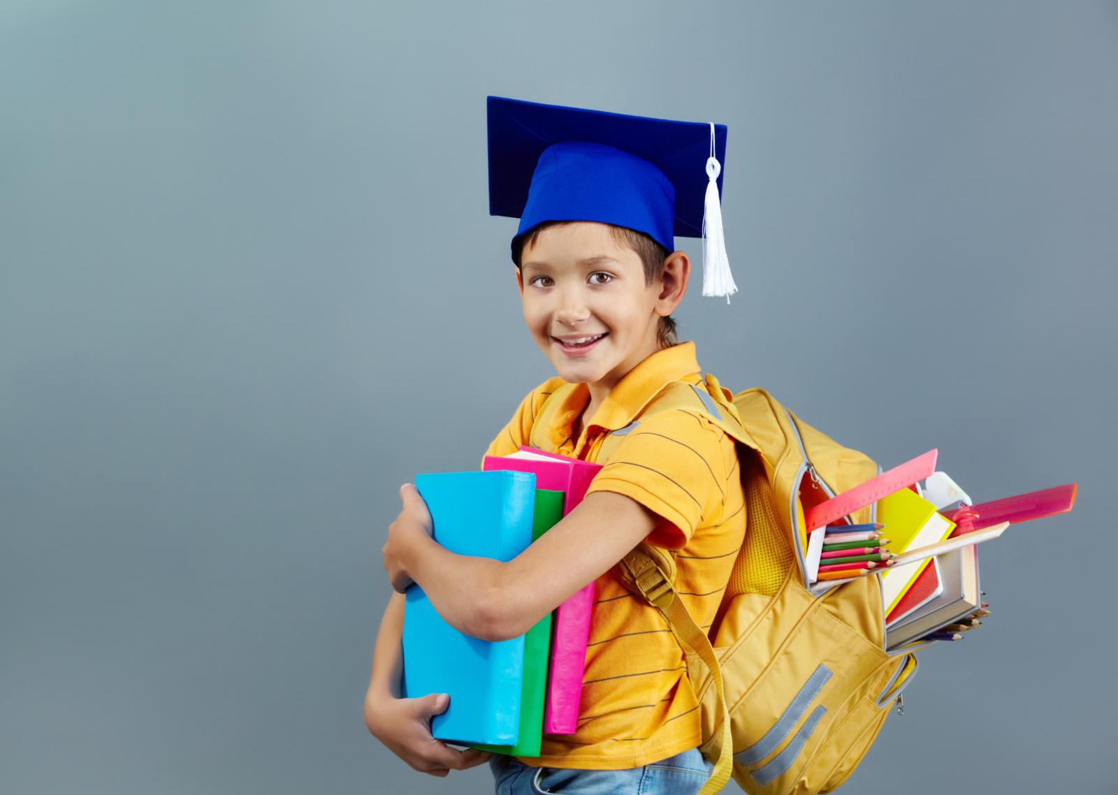 Į mokyklinį apsipirkimą– kartu su vaiku