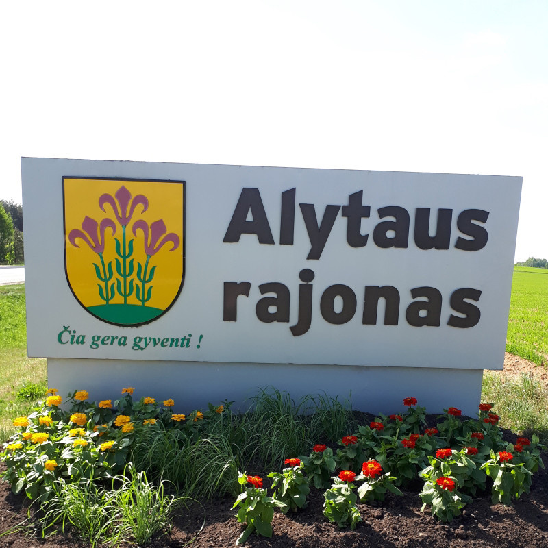 Patvirtintas naujas Alytaus rajono kaimas