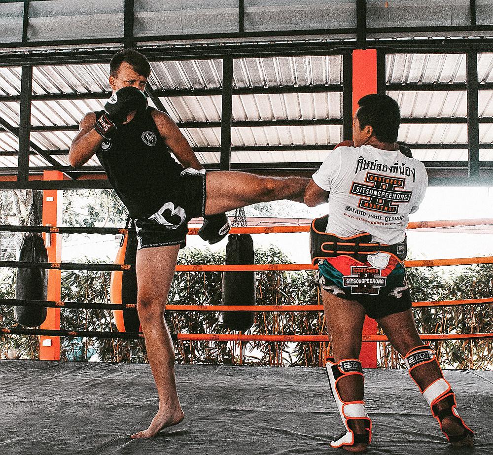 Iš Bankoko – su didžiule patirtimi