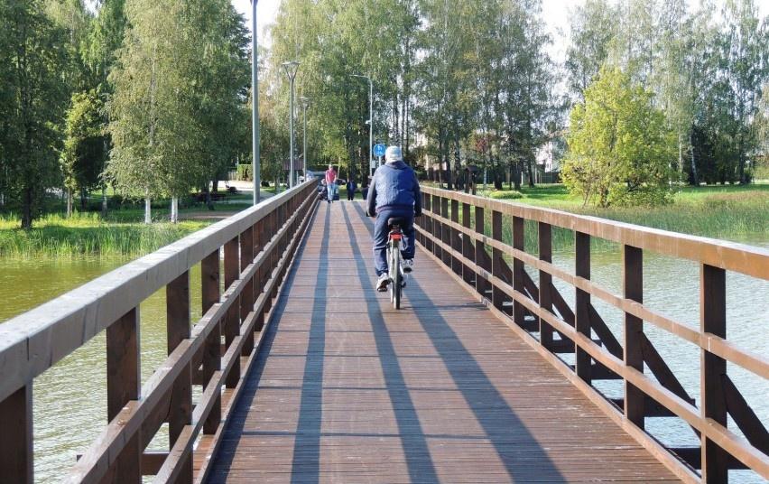 Lietuvoje – nauji dviračių takai miestuose ir miesteliuose, sodų bendrijų ir ežerų link