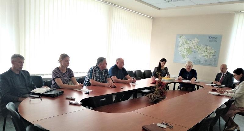 Posėdžiavo Eismo saugumo komisija