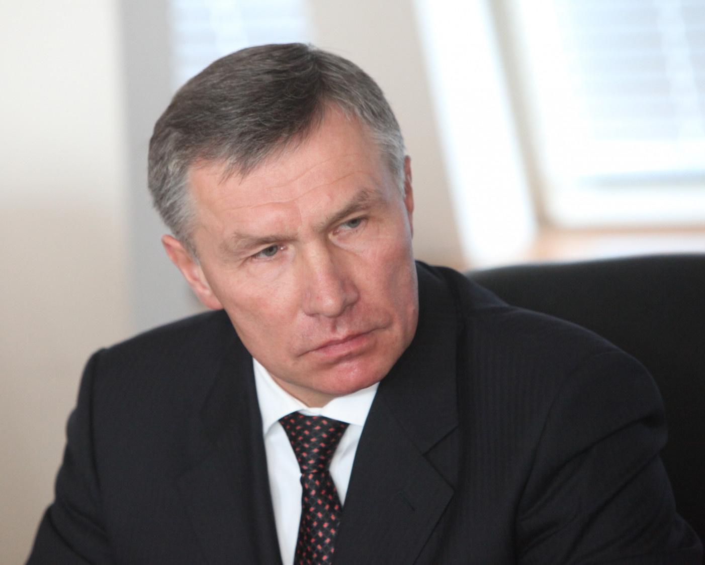 Mirė verslininkas mecenatas R. Karpavičius