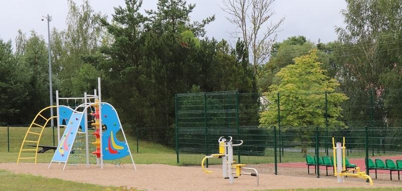Alytaus rajone bus įrengtos ir sutvarkytos penkios sporto aikštelės