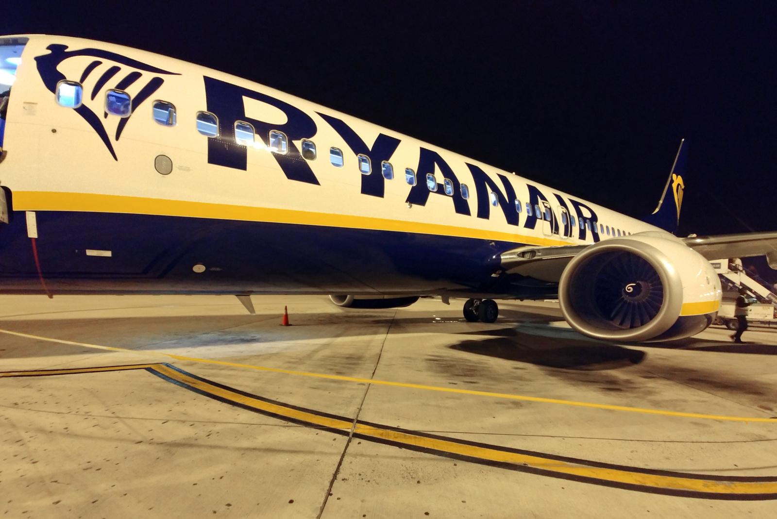 """""""Ryanair"""" streikas palies ir lietuvius keliautojus"""