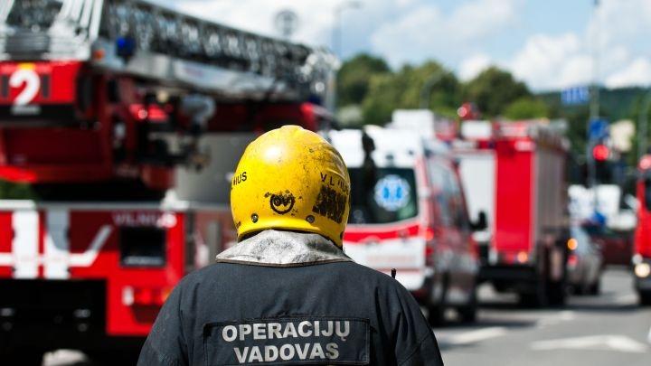 Praėjusią savaitę sužaloti trys darbuotojai, vienas žuvo