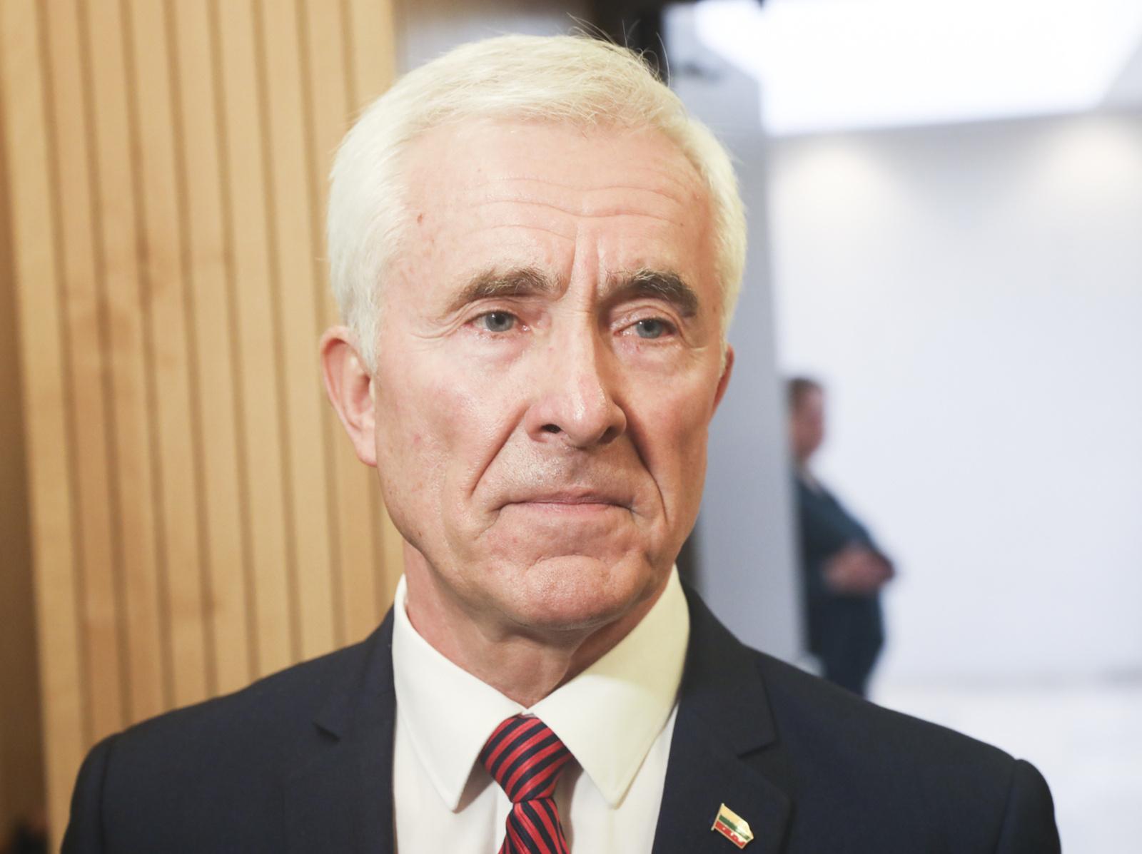 VTEK vertins Seimo nario D. Kepenio elgesį