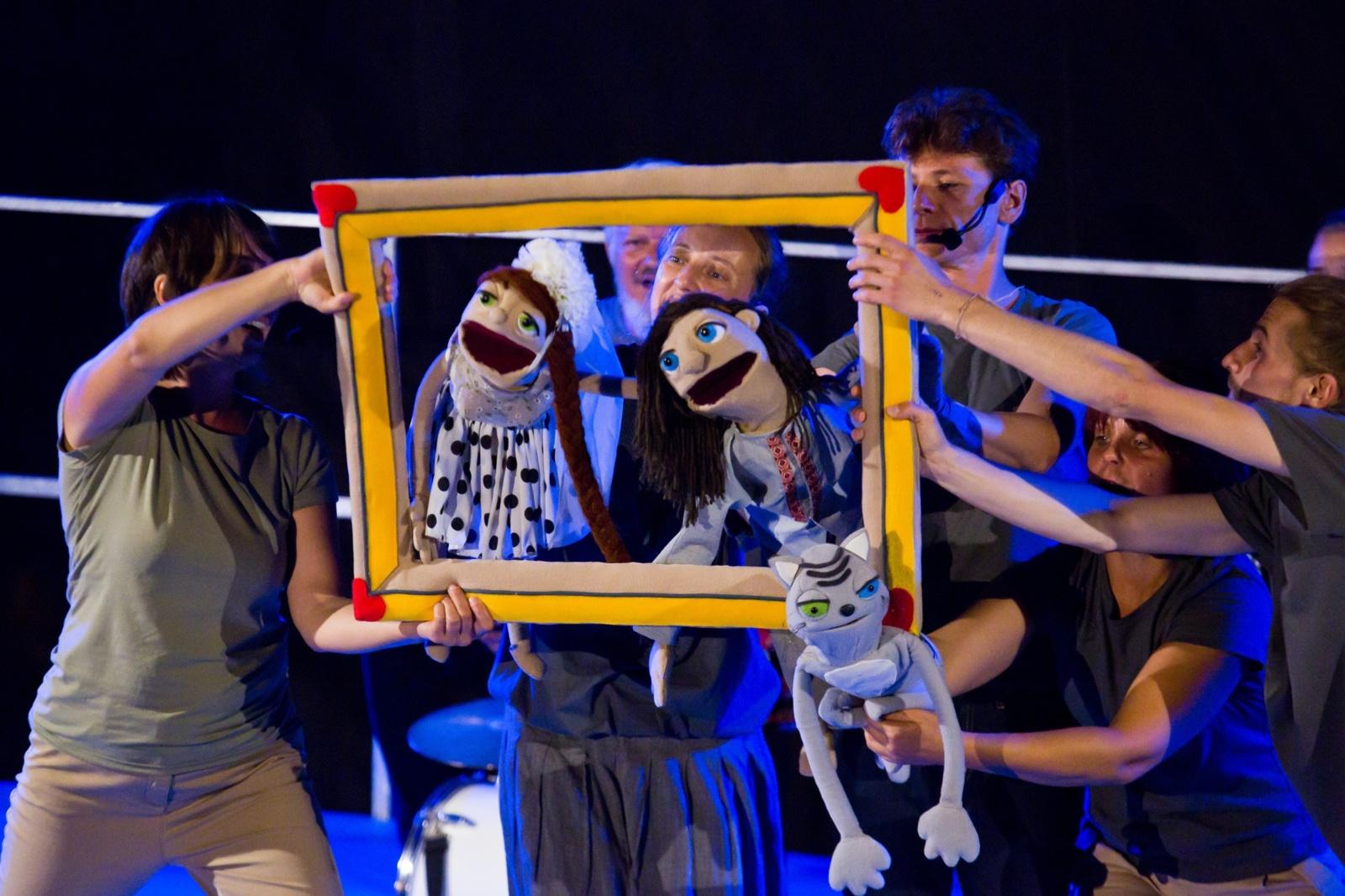 Panevėžio lėlių vežimo teatras ruošiasi gastrolėms Lenkijoje!