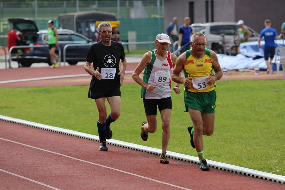 VI Baltijos šalių atviras lengvosios atletikos meistrų čempionatas