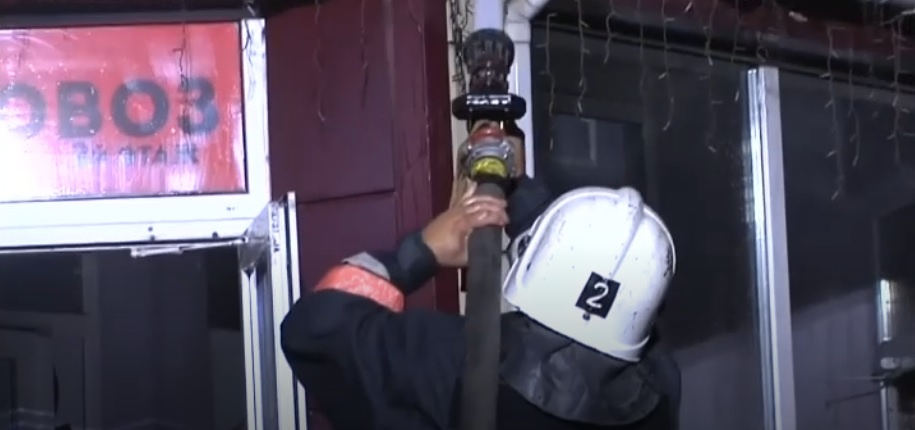 Odesoje per gaisrą viešbutyje žuvo aštuoni žmonės
