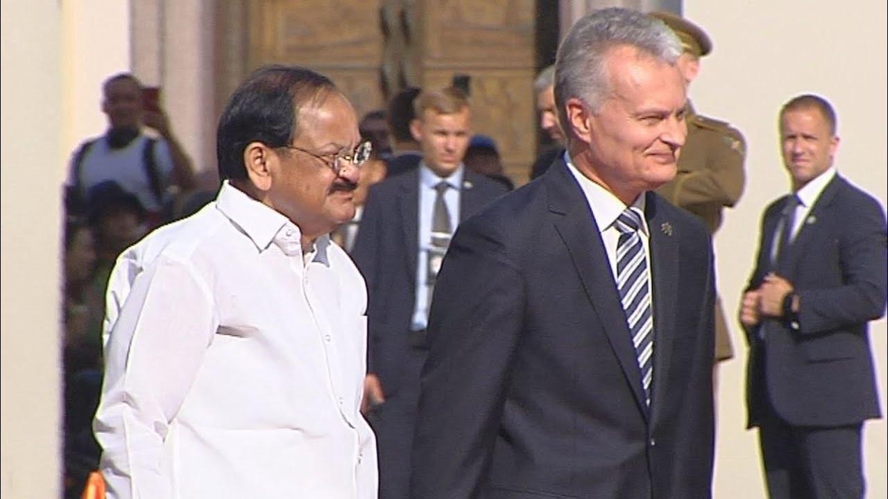 G. Nausėda pasiūlė Lietuvoje atidaryti Indijos ambasadą