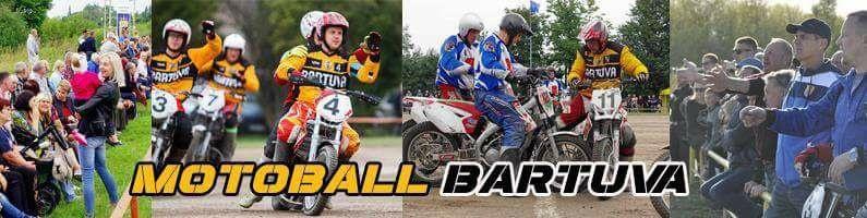 """""""Bartuva"""" užsitikrino Centrinės Europos motobolo lygos čempionės titulą"""