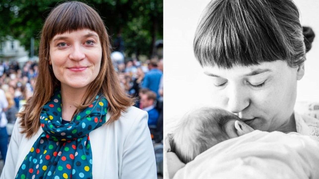Seimo narė R. Morkūnaitė-Mikulėnienė tapo mama: atskleidė vaikelio vardą