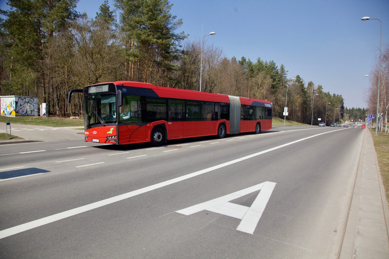 Susisiekimo ministerija pritaria nemokamam viešajam transportui