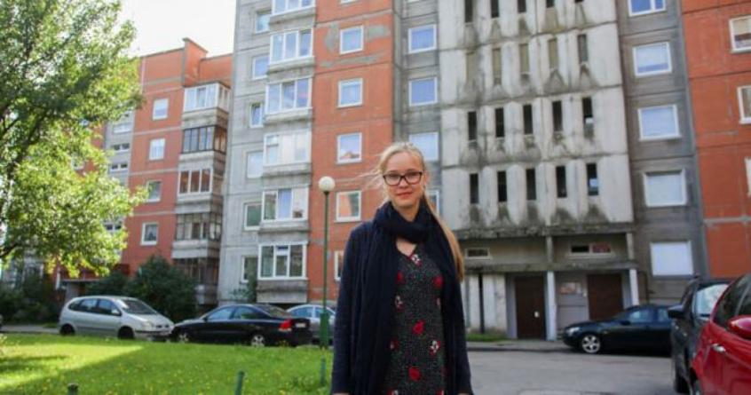 Studentė išsiaiškino, ko senjorams trūksta Klaipėdoje