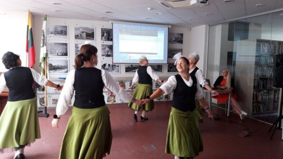 Telšiuose lankėsi svečiai iš Estijos