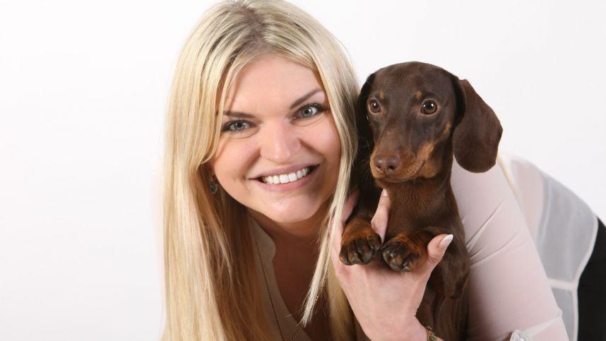 Šunų parodoje apsilankiusi S. Jasevičiūtė-Kraujalė vos išvengė nelaimės: perspėjo visas mamas