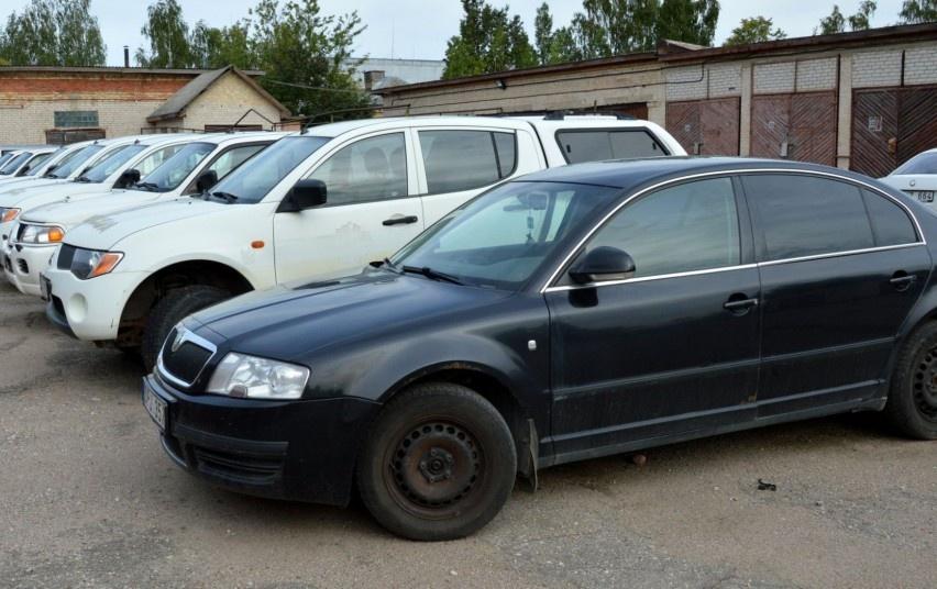 Šiaulių policija skelbia pakartotinį parduodamo turto aukcioną