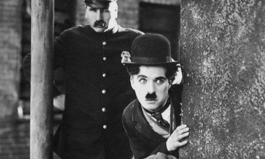 Chaimo Frenkelio vilos parke – Charlie Chaplin filmas, muzika ir dainos