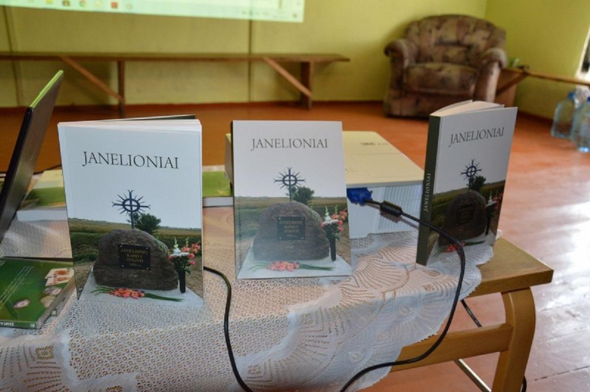Knyga Janelionių kaimui