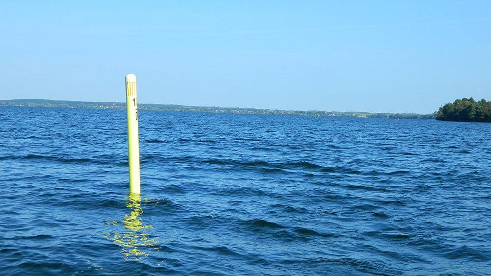 Pasienyje su Rusija esančiame Vištyčio ežere pramogaujantys poilsiautojai turėtų būti atidesni