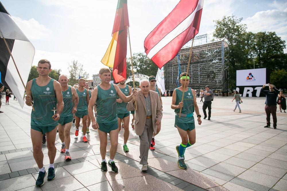 Baltijos kelio 30-metis: kokie šiandien renginiai vyks Panevėžyje