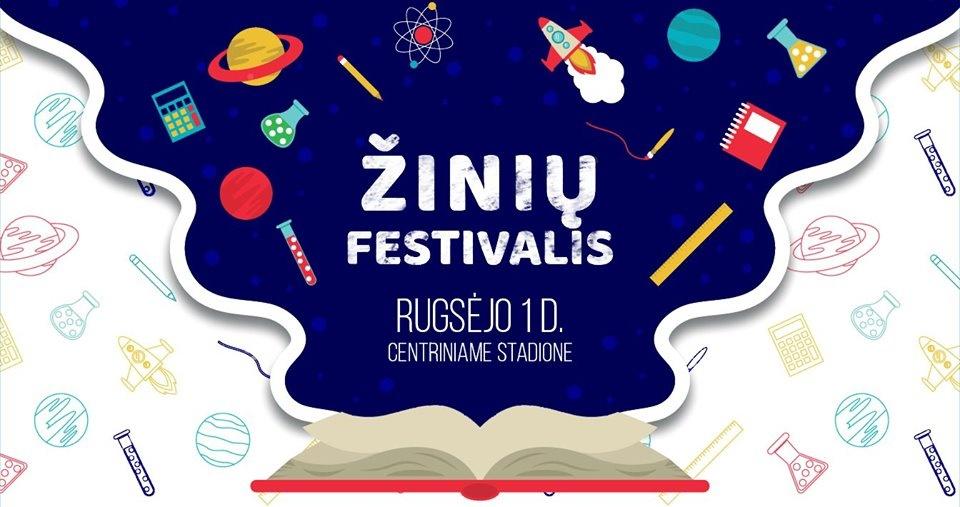 """Pirmą kartą Visagine """"Žinių festivalis""""!"""
