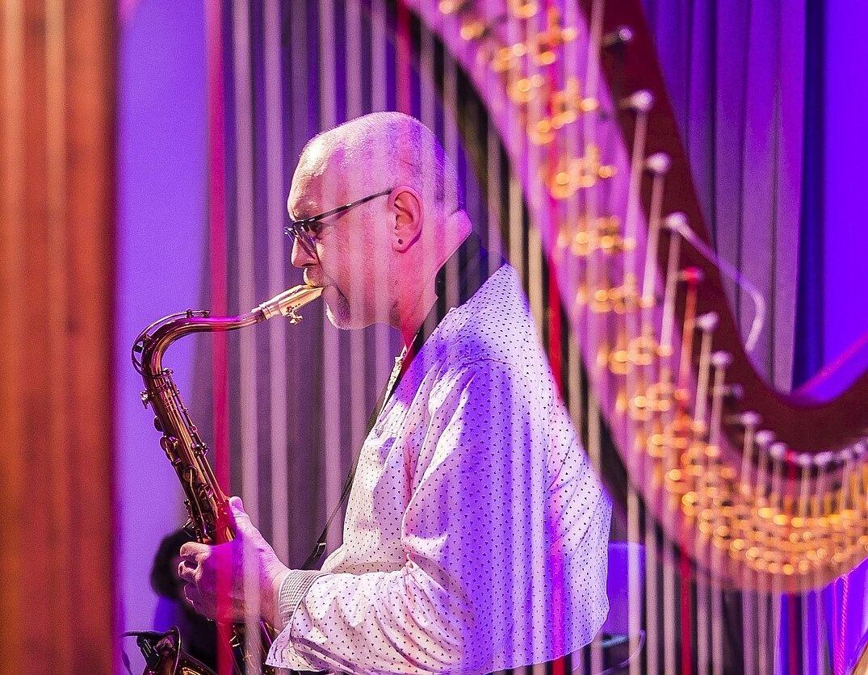 Mirė saksofonininkas R. Brazaitis
