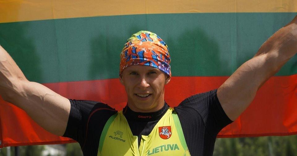 Kanojininkui H. Žustautui - pasaulio čempionato auksas