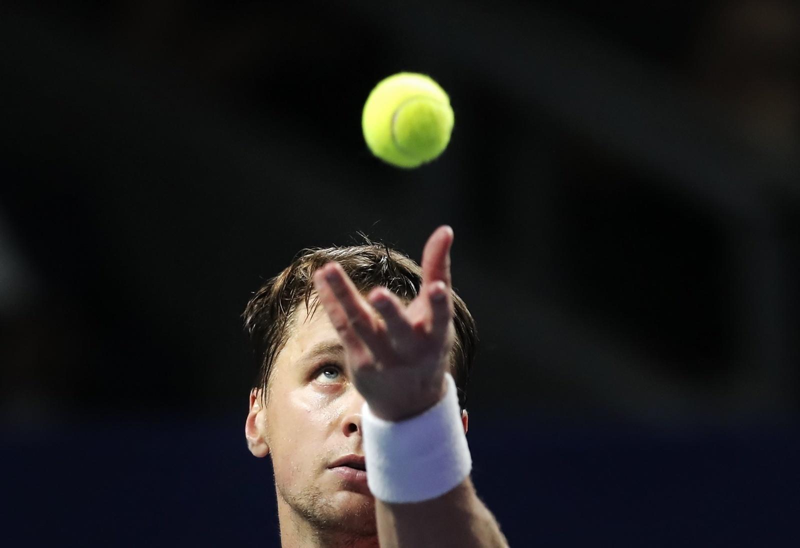 Tenisininkas R. Berankis pasaulio reitinge pakilo į 68-ąją vietą