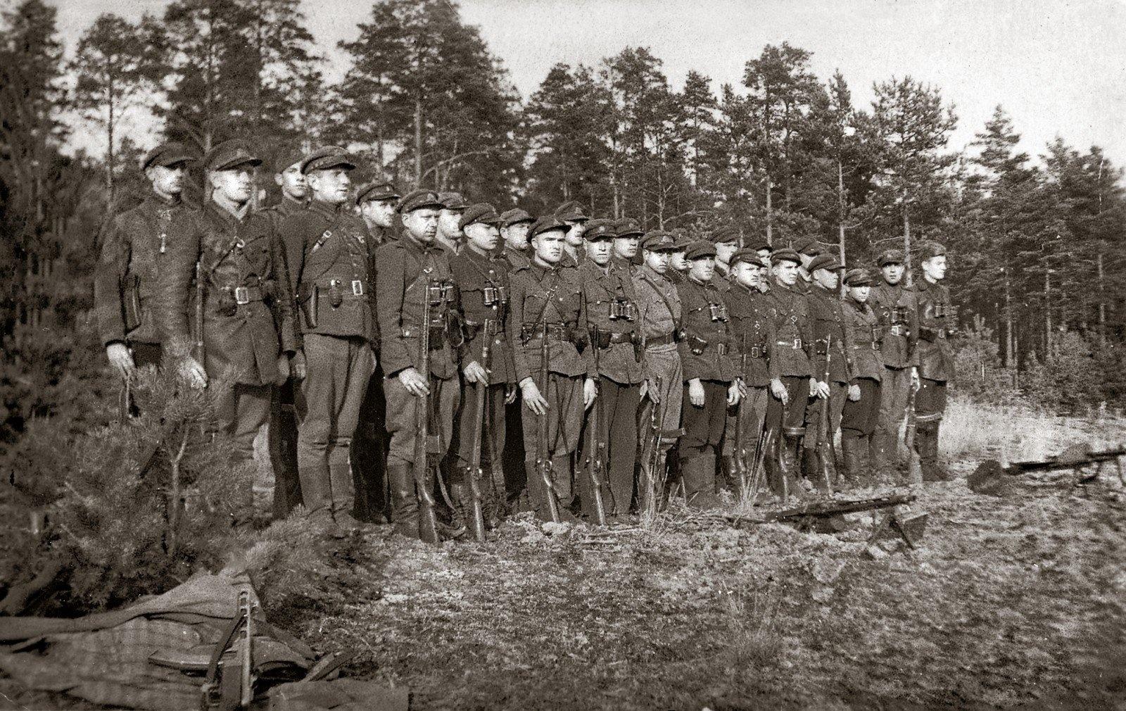 Paminklą Dainavos apygardos partizanams siūloma statyti Alytaus Senamiesčio skvere