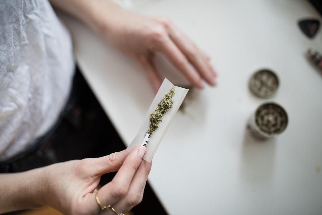 Pagėgiuose pas merginą rasta narkotinių medžiagų