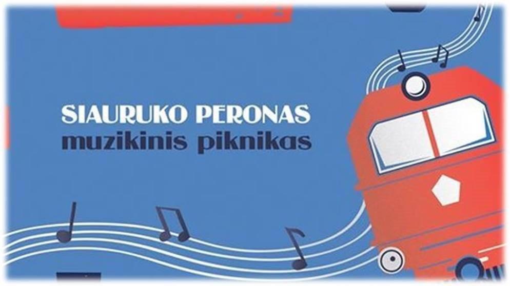 Naujiena Panevėžio jaunimui – muzikinis piknikas prie siauruko