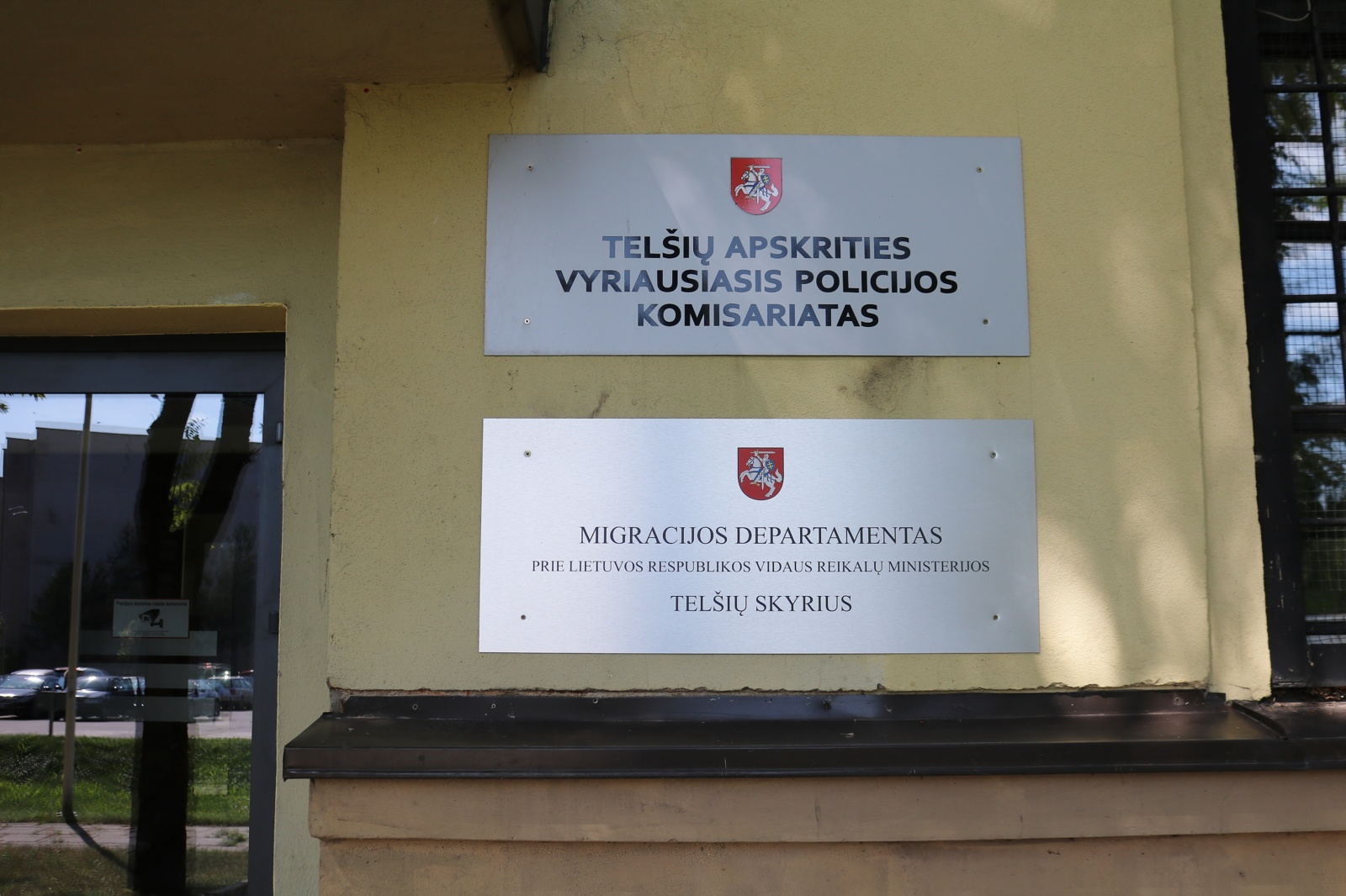 R. Tamašunienė: Telšių apskrities policijoje bus atliktas auditas