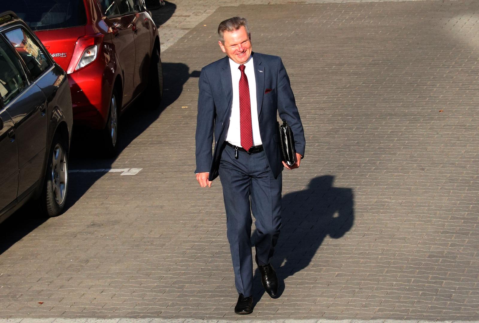 Prieš apkaltindamas J. Narkevičių korupcija, verslininkas kreipėsi į Prezidentūrą