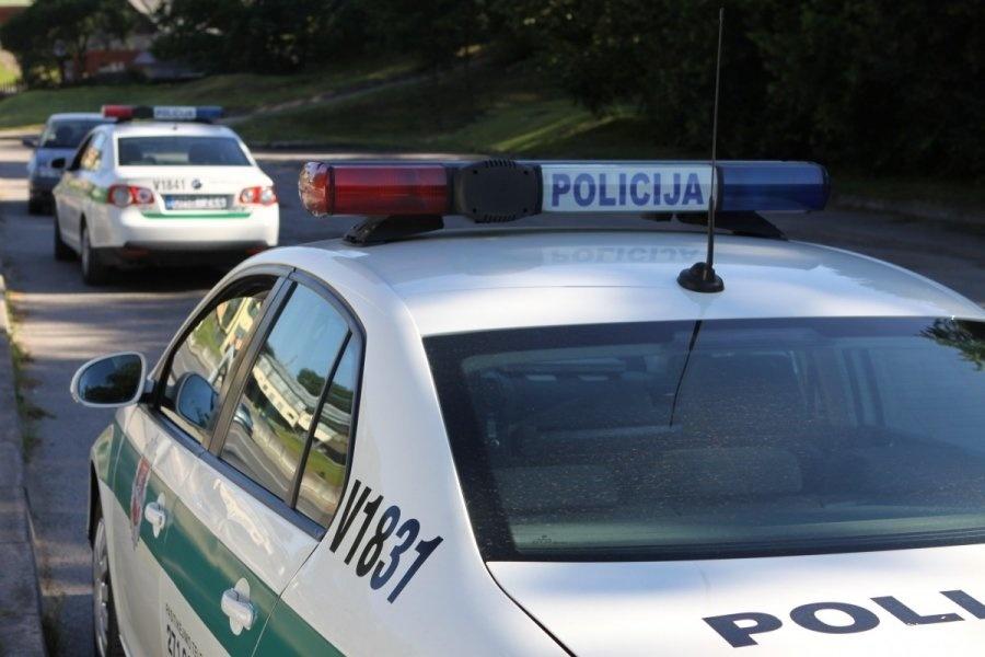 Policija atskleidė, kokius reidus organizuos rugsėjį