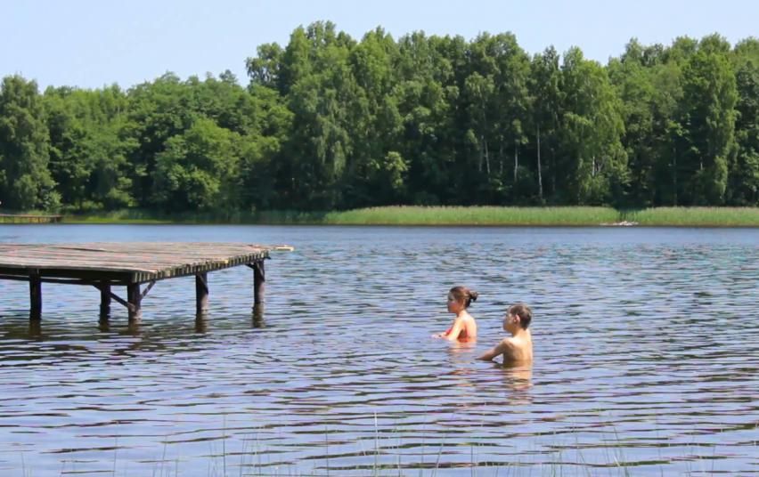 Kai kuriose šalies maudyklose maudytis nepatartina