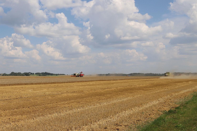 Su rajono ūkininkais diskutuota apie investicijas rajono keliams