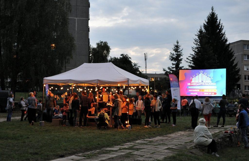 Kasmetinis festivalis kviečia kultūra mėgautis Vilniaus rajonuose