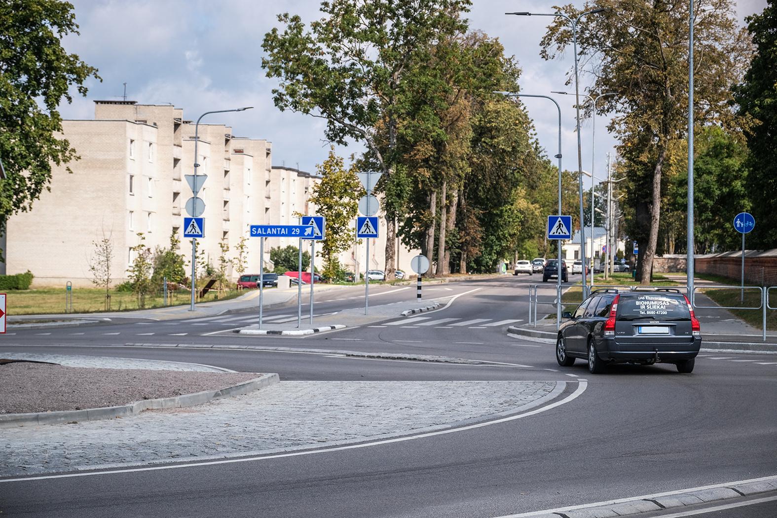 Netrukus prasidės Vilniaus gatvės rekonstrukcija