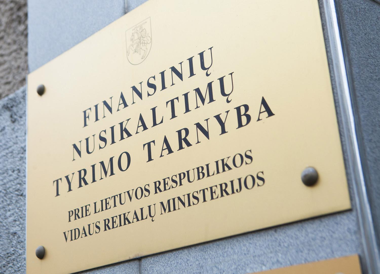 Dėl šiurkštaus tarnybinio pažeidimo atleistas FNTT tyrėjas S. Ežerskis