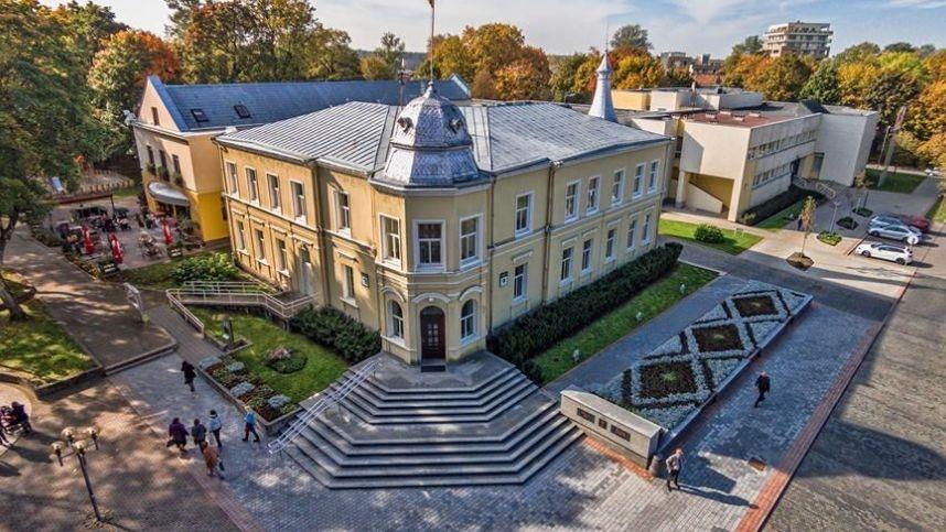 Druskininkų savivaldybės administracijoje – penki COVID-19 atvejai, meras – izoliacijoje