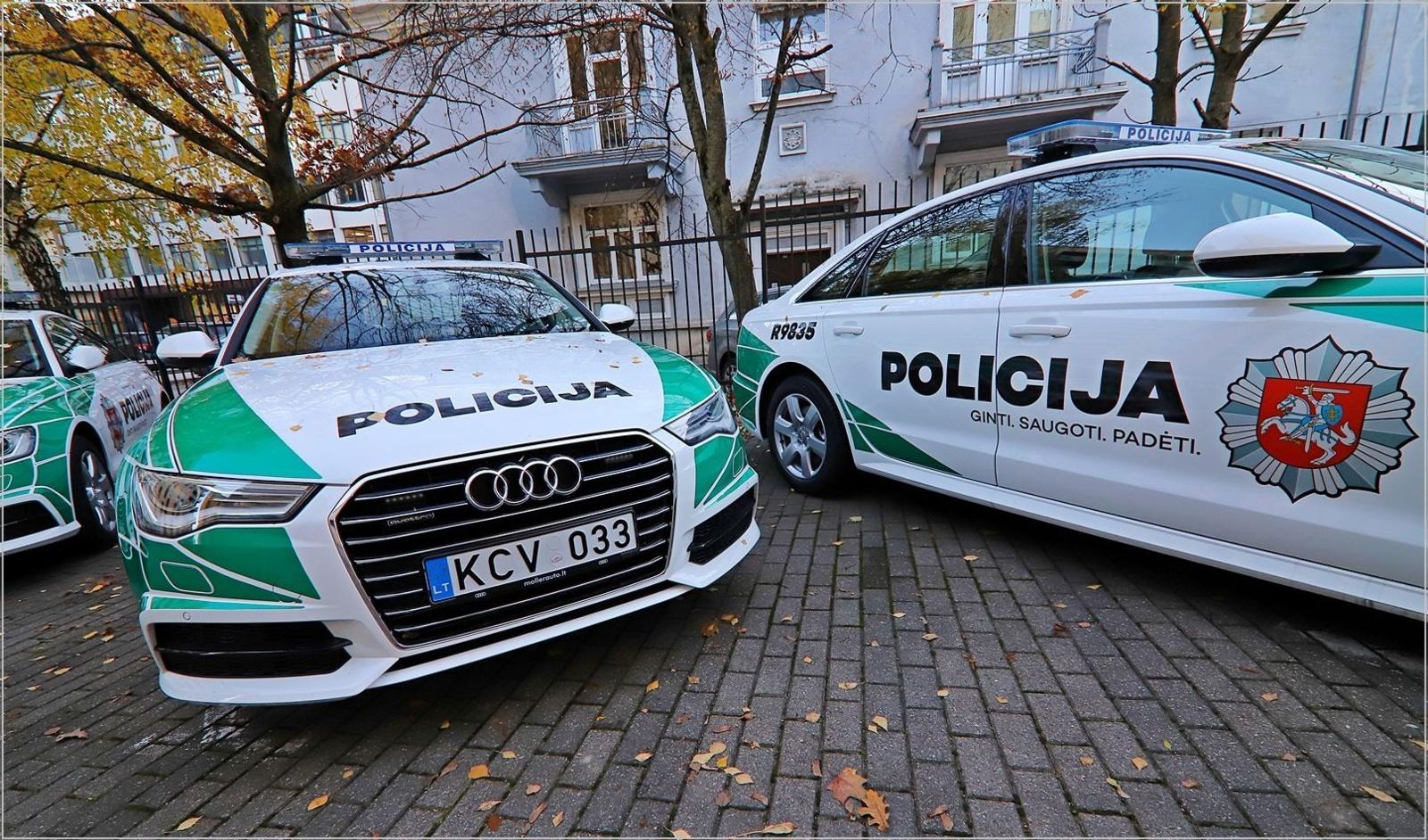 Telšių rajone pavogtas BMW, nuostolis – 11,5 tūkst. eurų