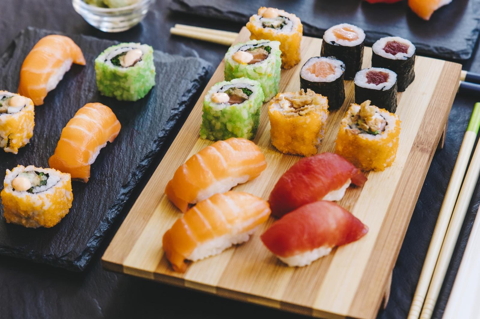Populiariausio pasaulyje japoniško patiekalo istorija